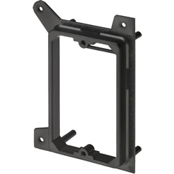 ARLINGTON LVH1 1GANG LOW VOLTAGE MOUNTING BRACKET HORIZONTAL OR VERTICAL